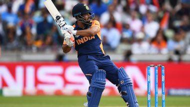 Rishabh Pant to Hardik Pandya 'Darr Lag Raha Hain', Stump Mic Catches Young Batsman Saying During IND vs ENG CWC 2019 Match