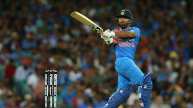 Rishabh Pant Dismissed for Golden Duck During India vs West Indies, 1st T20I, Gets Trolled by Netizens