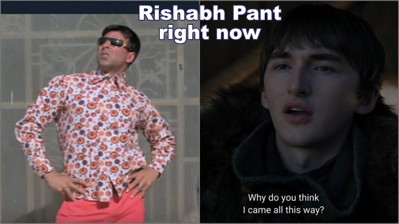 Rishabh Pant Memes Flood Twitter After Wicket-Keeper-Batsman Gets CWC 2019 Call UP as Cover for Injured Shikhar Dhawan
