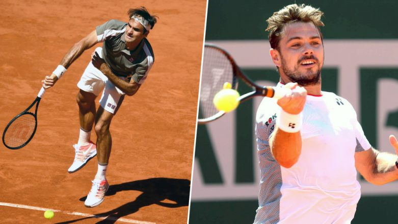 Roger Federer vs Stan Wawrinka, French Open 2019 Quarter-Final Live Streaming: Get Free Live Telecast Online, Match Time in IST and Channel Details in India
