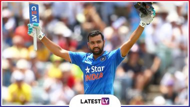 Rohit Sharma Hits Century During IND vs SA, ICC Cricket World Cup 2019 Match