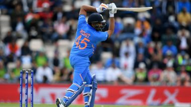 Rohit Sharma Survives Run-Out to Smash Fifty Against Pakistan in IND vs PAK World Cup 2019 Match