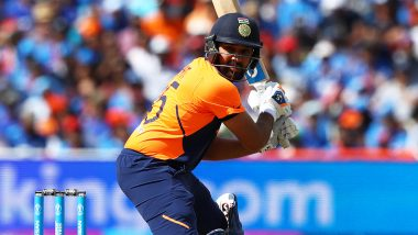 Rohit Sharma Takes a Cheeky Dig at Fans Raising Questions on Rishabh Pant Batting at Number Four During IND vs ENG, CWC 2019 (Watch Video)