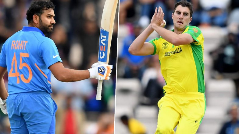 IND vs AUS, ICC Cricket World Cup 2019: Rohit Sharma vs Pat Cummins and Other Exciting Mini Battles to Watch Out for at the Oval