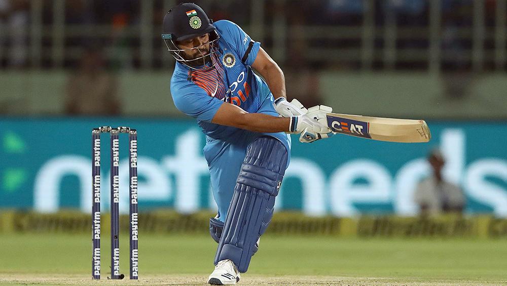 Rohit Sharma Overtakes Virat Kohli as Leading Run-Scorer in T20Is During India vs West Indies 3rd T20I in Mumbai