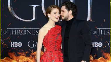 Netizens Flare Up Over Headlines Of Rose Leslie Chilling At A Music Festival While Kit Harington Continues With His Treatment