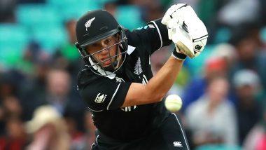 India vs New Zealand 1st ODI 2020 Match Result: Ross Taylor, Henry Nicholls Help Black Caps Ace Thrilling Chase Against Men in Blue at Seddon Park