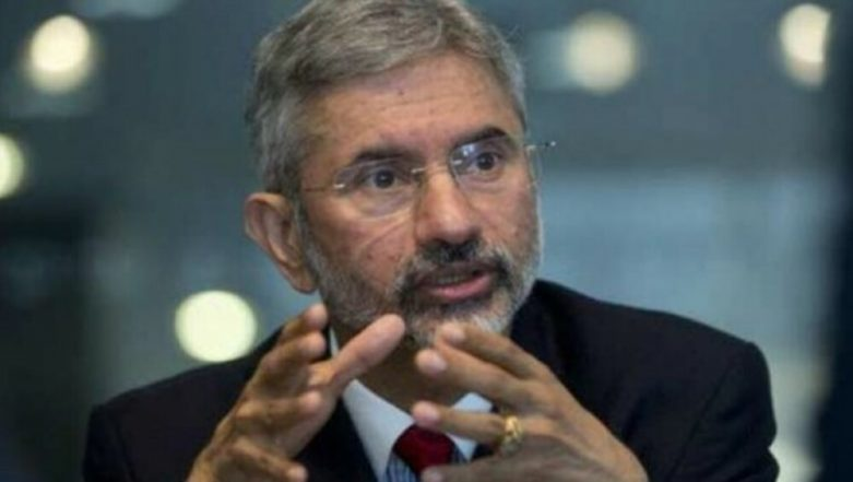 India, China Ties Should Be a Factor of Stability in Uncertain World, Says S Jaishankar