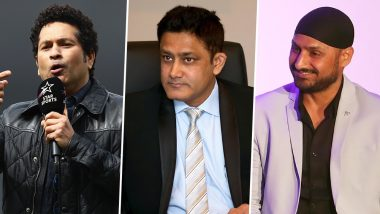 Eid Mubarak 2019 Messages and Greetings: Sachin Tendulkar, Anil Kumble, Harbhajan Singh and Other Indian Cricketers Wish on Eid ul-Fitr