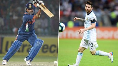 International Yoga Day 2019: From Sachin Tendulkar to Lionel Messi, 5 Athletes Who Practice Yoga