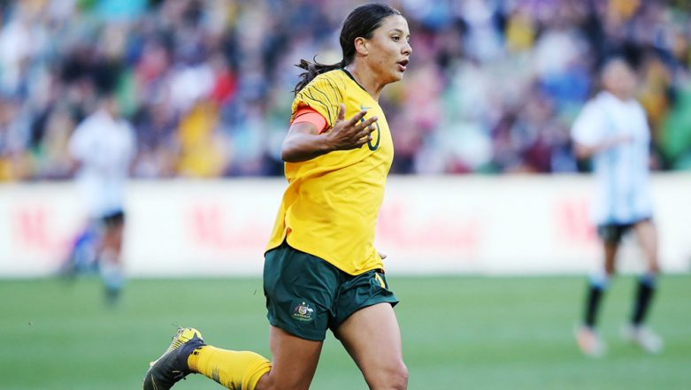 Australia vs Jamaica, FIFA Women's World Cup 2019 Live Streaming: Get Telecast & Free Online Stream Details of Group C Football Match in India