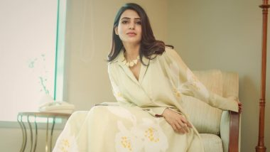 Samantha Akkineni Reveals She Will NEVER Make a Bollywood Debut As She Might 'Drown' in the Industry