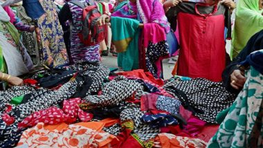 Mumbai: Police Stops 'Rs 10 Saree Sale' in Ulhasnagar Fearing Law and Order Violation