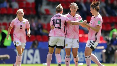Scotland vs Argentina, FIFA Women's World Cup 2019 Live Streaming: Get Telecast & Free Online Stream Details of Group D Football Match in India