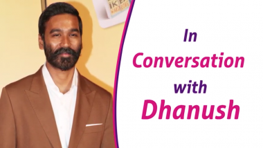 Dhanush Exclusive Interview | The Extraordinary Journey of the Fakir | LatestLY