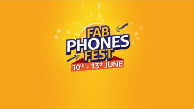 Amazon Fab Phones Fest 2019 Sale Commences on June 10: Huge Discounts & Attractive Offers on OnePlus 6T, iPhone X, Samsung Galaxy M30