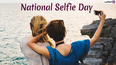 National Selfie Day 2021: Fascinating Facts About selfies To Post on Social Media In Celebration of This Day
