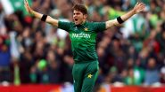 Shaheen Afridi Checks His Pockets After Indian Fan Asks Him if He has Tickets for India vs Pakistan, T20 World Cup 2021 Match (Watch Video)
