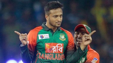 Bangladesh All-Rounder Shakib Al Hasan Asks Teammate Tamim Iqbal to Take a Break After Team Lost One-Day Series Against Sri Lanka