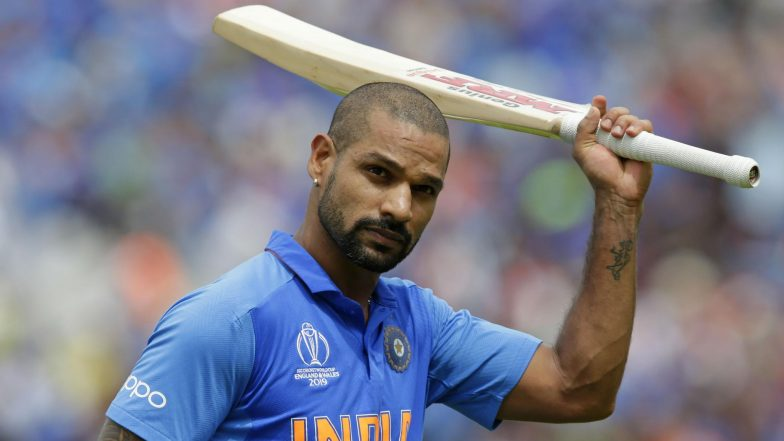 Injured Shikhar Dhawan Under Observation, Says BCCI Amid Speculations of Rishabh Pant Replacing Him in ICC CWC 2019