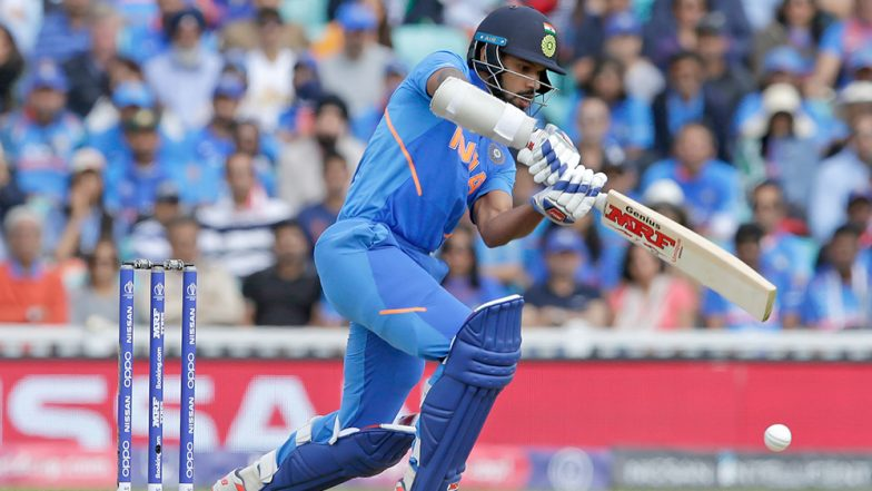 Shikhar Dhawan Posts Cryptic Tweet With 'Nothing Can Stop Me' Message Amid Reports of Being Ruled Out of ICC Cricket World Cup 2019 Due To Injury