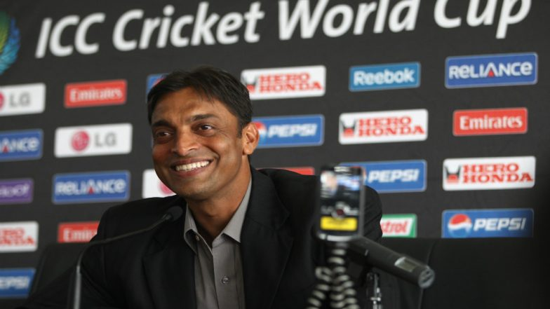 Shoaib Akhtar Proposes India vs Pakistan ODI Series to Raise Funds for Fight Against COVID-19 Pandemic