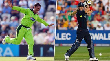 Kevin Pietersen Trolls Shoaib Akhtar for Inspiring Pakistan Ahead of ENG vs PAK CWC19 Match, Former Pacer Responds With a 'Chicken Dance' Video
