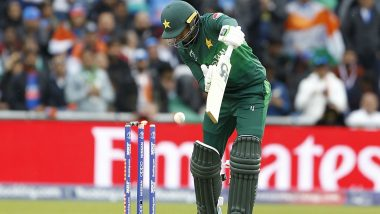 Shoaib Malik After Being Criticised For Defeat In IND vs PAK ICC CWC 2019 Match: 'Gave 20 Years to Pakistani Cricket, Still Have To Clarify Personal Life'