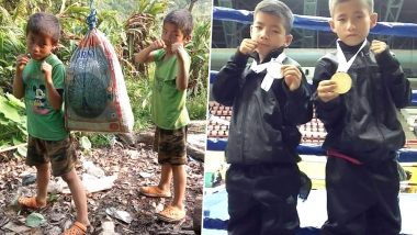 Poverty-Ridden Sikkim Twins With a Flair for Punching Win Muay Thai Championship!