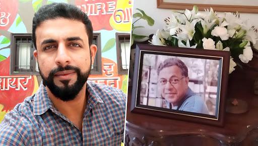 Raghu Karnad Shares Late Father Girish Karnad's Portrait With an Emotional Instagram Post