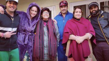 Sonakshi Sinha Announces Her Next Film Titled Khandaani Shafakhana - Read Details