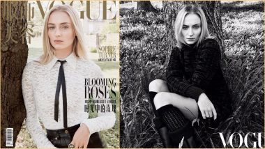 Sophie Turner on Vogue China's July Magazine Cover, Says 'Never Been More Honoured'