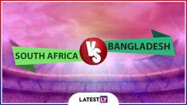 Live Cricket Streaming of Bangladesh vs South Africa Match on Hotstar, Gazi TV and Star Sports: Watch Free Telecast and Live Score of BAN vs SA ICC Cricket World Cup 2019 Clash on TV and Online