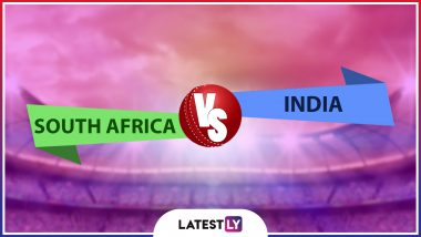 Live Cricket Streaming of India vs South Africa ODI Match on Hotstar, DD Sports and Star Sports: Watch Free Telecast and Live Score of IND vs SA ICC Cricket World Cup 2019 Clash on TV and Online