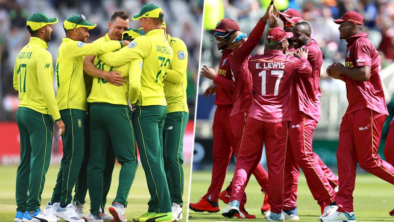 South Africa vs West Indies Betting Odds: Free Bet Odds, Predictions and Favourites During SA vs WI in ICC Cricket World Cup 2019 Match 15