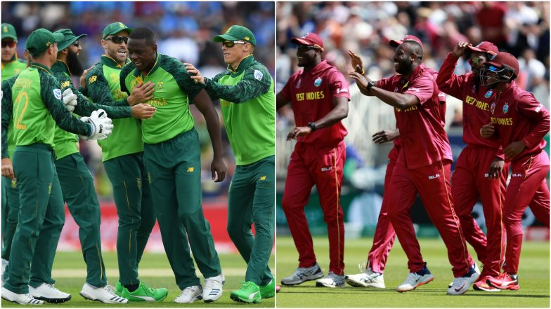 South Africa vs West Indies Dream11 Team Predictions: Best Picks for All-Rounders, Batsmen, Bowlers & Wicket-Keepers for SA vs WI in ICC Cricket World Cup 2019 Match 15