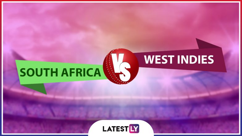Live Cricket Streaming of South Africa vs West Indies ODI Match on Hotstar and Star Sports: Watch Free Telecast and Live Score of SA vs WI, ICC Cricket World Cup 2019 Clash on TV and Online