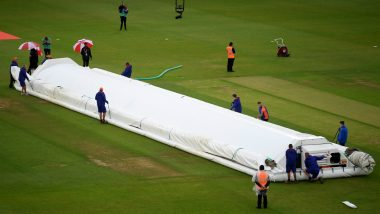 Southampton Weather Updates Live: Partly Cloudy  I Hour by Hour Rain Forecast Ahead of Bangladesh vs Afghanistan CWC 2019 Match at Rose Bowl Cricket Ground