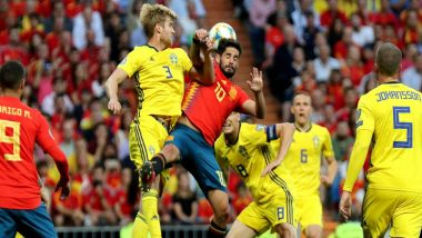 European Cup 2020 Qualifier: Spain Beat Sweden 3-0 to Remain on Top of Group