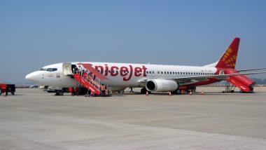 COVID-19 Outbreak: SpiceJet Passenger Quarantined in Delhi Upon Arrival from Bangkok on Coronavirus Suspicion