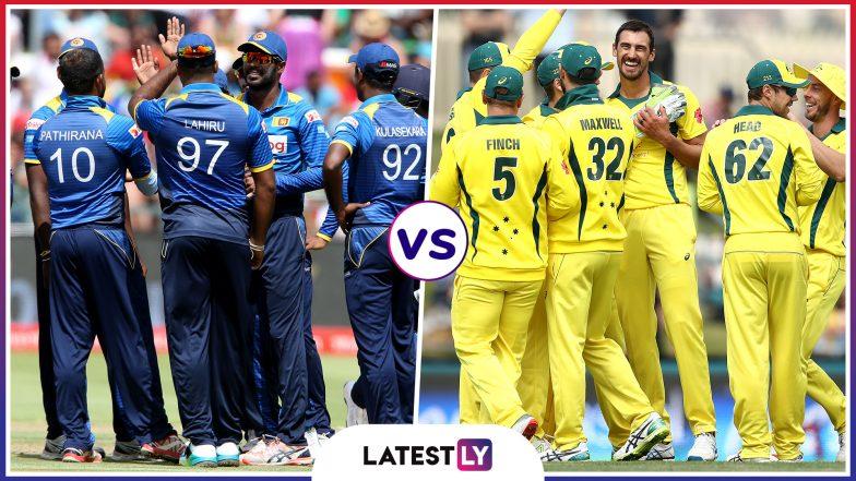 australia vs sri lanka - photo #8