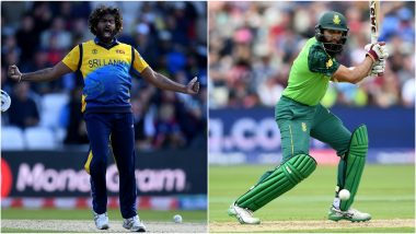 SL vs SA, ICC Cricket World Cup 2019: Hashim Amla vs Lasith Malinga and Other Exciting Mini Battles to Watch Out for at the Riverside Ground in Durham