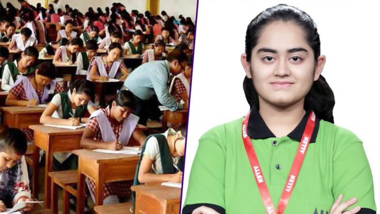 Stuti Khandwala From Surat Cracks JEE Main 2019, NEET 2019, JIPMER MBBS 2019 and AIIMS MBBS 2019, Will Now Pursue Research From MIT in US