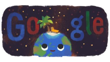 Summer Season 2019 Google Doodle: Search Engine Marks The Summer Solstice in Northern Hemisphere