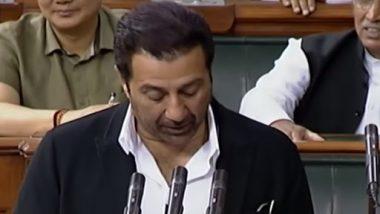 Sunny Deol, BJP Lawmaker From Gurdaspur, Takes Oath As Lok Sabha MP – Watch Video