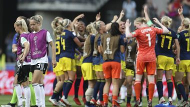 Sweden Beat Germany 2-1, Enter FIFA Women's World Cup 2019 Semi-Finals