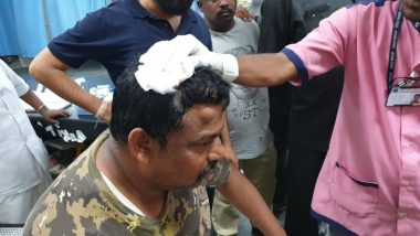Raja Singh, BJP MLA in Telangana, Allegedly Hits Himself on Head, Then Blames Hyderabad Police