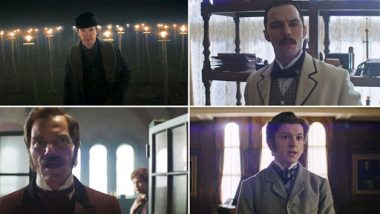 The Current War Trailer: Benedict Cumberbatch's Thomas Edison and Nicholas Hoult's Nikola Tesla Are at War in This Period Drama – Watch Video