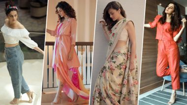 Taapsee Pannu's Style File for Game Over Promotions was a Mixed Affair and That's It (View Pics)