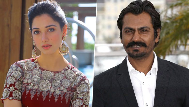 CONFIRMED! Tamannaah Bhatia to Play the Female Lead in Nawazuddin Siddiqui Starrer 'Bole Chudiyan'